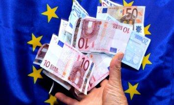 Латвийская экономика за год получила из фондов ЕС миллиард евро