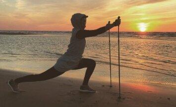 Sobčaka Bulduru pludmalē uzlabo dibena formu