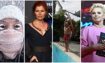 Nedēļas trakumi: meitene no Jakutskas, slavenību nedienas un 'Namejs'