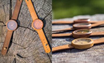 Сделано в Латвии. Клип о создании деревянных часов Ovi Watch покорил интернет