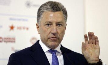Diplomāts: Virkne valstu gatavas nosūtīt miera uzturētājus uz Ukrainas austrumiem