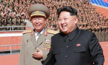 США и Китай договорились о новых санкциях против КНДР