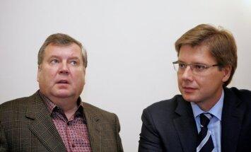 Nekā Personīga: депутаты ЦС могут инициировать роспуск Сейма