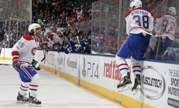 Nikita Scherbak Montreal Canadiens