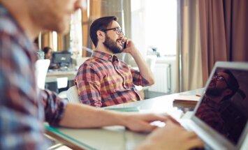47% Latvijas strādājošo labprāt strādātu individuālā kabinetā, liecina pētījums