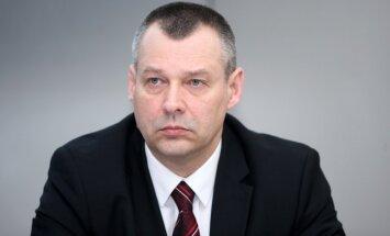 Muitas pārvaldes direktors Tālis Kravalis atstādināts no amata