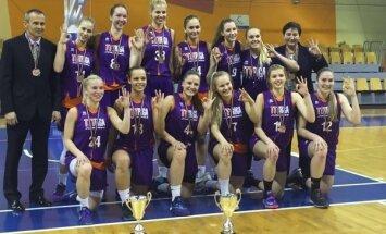 'TTT Rīga - Juniores' izcīna Latvijas čempionāta bronzu