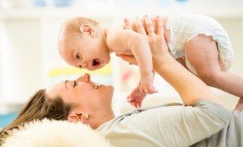 Psiholoģe: Bērna pirmajos dzīves gados tiek ielikts pamats visu prasmju attīstībai