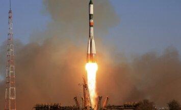 Kosmosa kuģis 'Progress' uz Zemes nogāzīsies 8. maijā