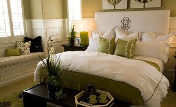 Četri universāli fenšui padomi harmonijai guļamistabā