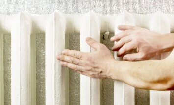 В Риге начали подключать центральное отопление