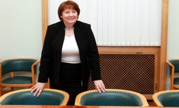 Лаймдота Страуюма: новое правительство укомплектовано