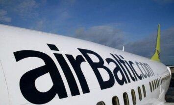 Straujuma: nevar garantēt, ka 'airBaltic' nepirks Krievijas lidmašīnas