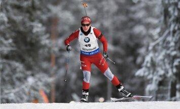 Bendika un Bricis kļūst par Latvijas biatlona čempioniem sprintā