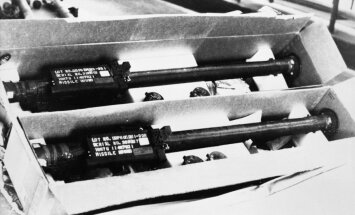 ASV noliedz Krievijas apgalvojumu, ka Sīrijas opozīcijai piegādātas zenītraķetes 'Stinger'
