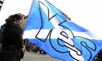 Pirms Skotijas neatkarības referenduma aktualizējies valūtas jautājums