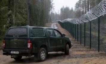 Lūdz 146 tūkstošus eiro plūdu radīto bojājumu uz Latvijas robežas segšanai