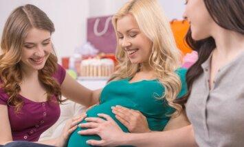 Jautājums psihologam no grūtnieces: Man nepatīk, ja aiztiek manu vēderu