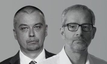 Delfi TV с Янисом Домбурсом — интервью с главой БПБК Екабом Страуме