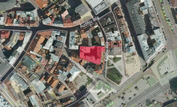 ФОТО: BIB начинает масштабную реконструкцию квартала в Старой Риге