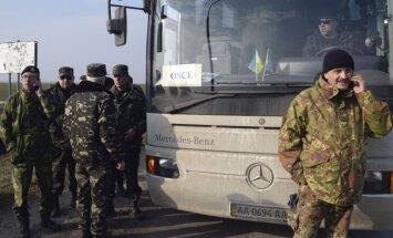 EDSO aicina izbeigt žurnālistu vajāšanu Ukrainas dienvidaustrumos