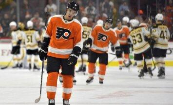Filadelfijas 'Flyers' piedzīvo desmito zaudējumu pēc kārtas