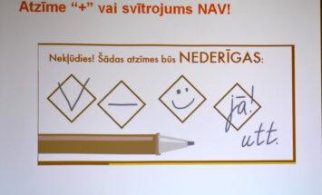 Atvērtie saraksti un iespēja izvēlēties vēlēšanu apgabalu – Saeimā spriež par balsošanu