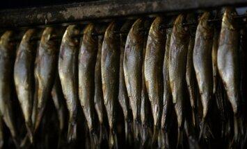 'Rosseļhoznadzor' eksperti veiks pārbaudes Latvijas un Igaunijas zivju pārstrādes uzņēmumus