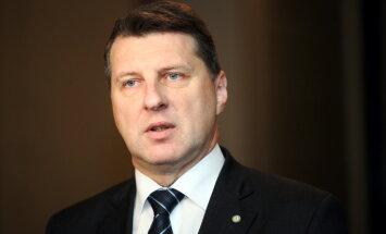 Вейонис не исполнил просьбу компании Latvijas Gāze
