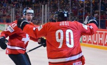 Šveices izlase aizsargs Žosī atzīts par pasaules čempionāta MVP