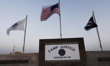 ASV pārsūta sešus Gvantanamo ieslodzītos uz Omānu