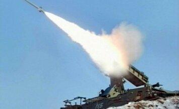 Северная Корея провела неудачный запуск ракеты