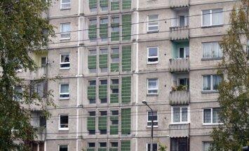 Эксперты: квартиры в рижских серийных многоэтажках за год практически не подорожали