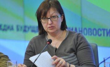 Bijusī 'Lenta.ru' redaktore: ja mūsu dēļ Latvijai būs nepatikšanas, brauksim uz Berlīni