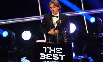 Лучшим футболистом года впервые за 11 лет признан не Месси и не Роналду