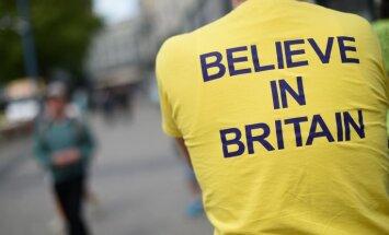 Уехали в Великобританию? Расскажите нам о том, нужен ли Британии Евросоюз!