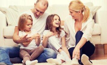Desmit svarīgas lietas, kas bērnam jāiemāca līdz 10 gadu vecumam