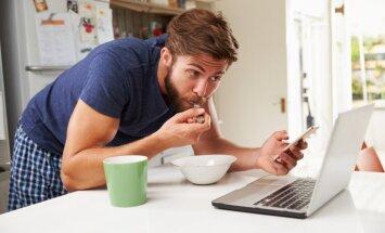 Atvaļinājums no sociālajiem tīkliem: veselībai, labsajūtai un darbaspējām