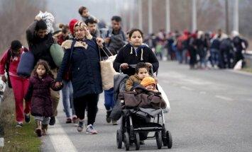 Eiropā situācija migrācijas jomā kopš pagājušā gada ir uzlabojusies