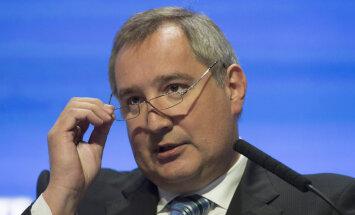 Рогозин советует депутату Сейма отморозить уши назло России