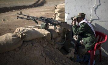 Kaujā par Mosulu nogalināti jau vismaz 2000 džihādistu