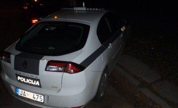 Naktī Jēkabpils pusē notikusi avārija, kurā cietuši četri cilvēki