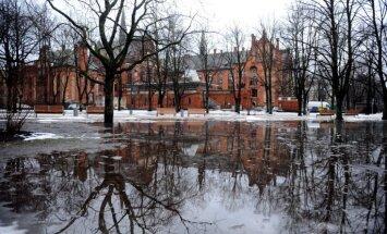 Atkusnis Latvijā saglabāsies līdz nākamās nedēļas vidum