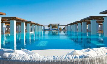 Pasaules lielākie, skaistākie un dziļākie baseini, kur baudīt atvaļinājuma atpūtu