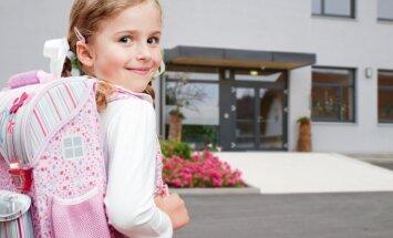 Iespējamās sekas, ja bērnu palaidīsi skolā pārāk agri
