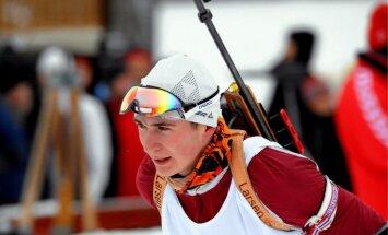 Rastorgujevs ar izcilu slēpošanas ātrumu izcīna 29.vietu PK posma iedzīšanas sacensībās