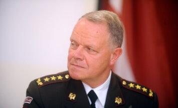 Bijušais NBS komandieris Graube vadīs patriotisma fondu 'Namejs'