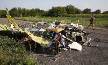 Austrālija nosūtīs karavīrus uz lidmašīnas katastrofas vietu Ukrainā
