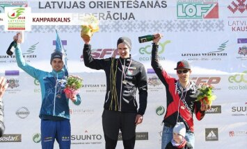 Noskaidroti Latvijas čempioni orientēšanās sportā garajā distancē