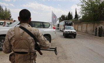 """США заморозили финансирование """"Белых касок"""", сообщивших о химатаке в Думе"""